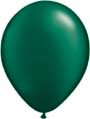 Pearl Forest Green Balloon