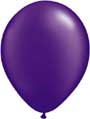 Pearl Quartz Purple Balloon